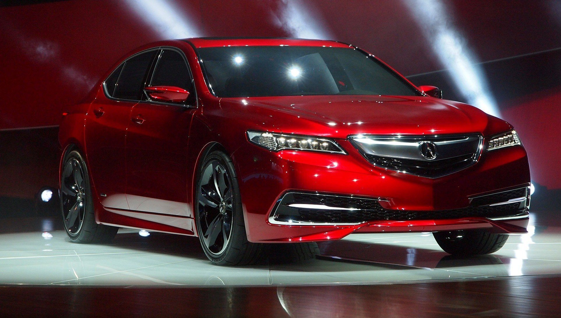 Concept to Reality Acura TLX Prototype vs TLX GT Racer vs Real