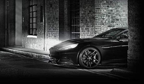 2015 Aston Martin VANQUISH Carbon Black Edition 101