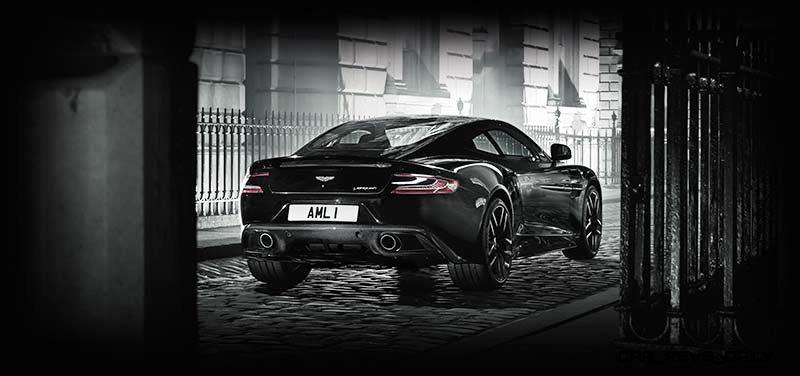 2015 Aston Martin VANQUISH Carbon Black Edition 102