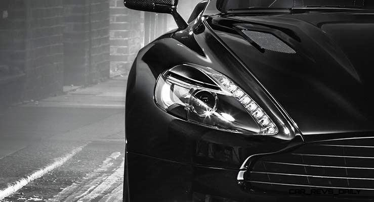 2015 Aston Martin VANQUISH Carbon Black Edition 109