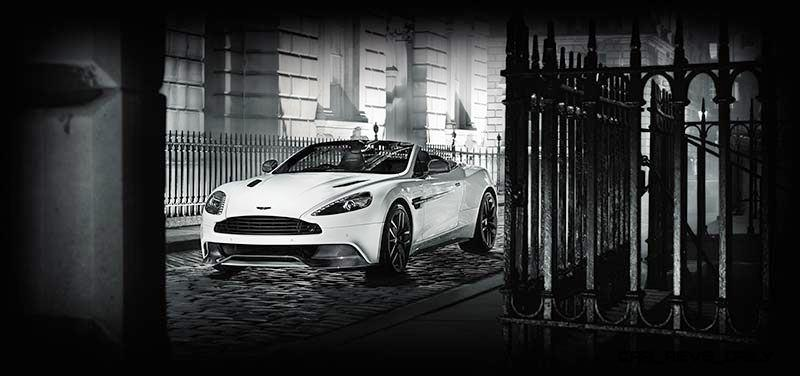 2015 Aston Martin VANQUISH Carbon Black Edition 98