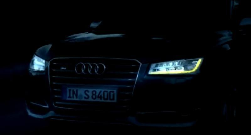 2015 Audi A8 - High-Res Images 3
