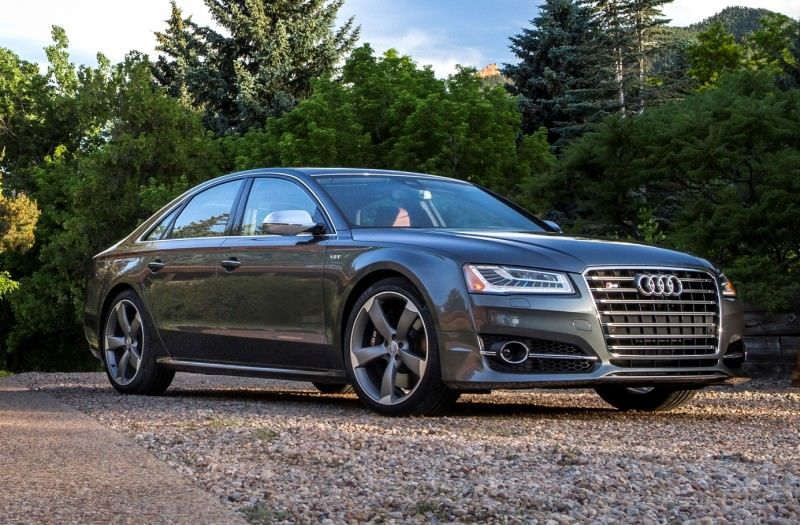 2015 Audi S8 with 520HP and 3.9s to 60MPH Is Quickest and Definitely The Coolest A8  35
