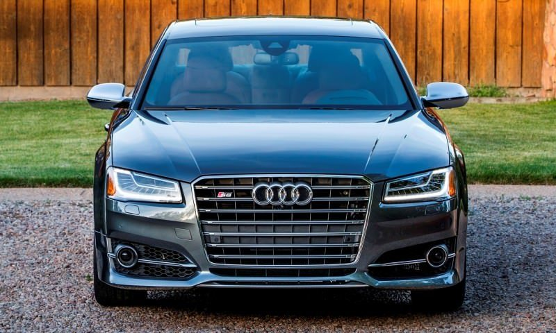 2015 Audi S8 with 520HP and 3.9s to 60MPH Is Quickest and Definitely The Coolest A8  47