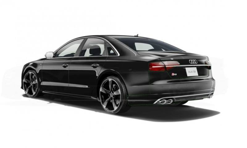 2015 Audi S8 with 520HP and 3.9s to 60MPH Is Quickest and Definitely The Coolest A8  71