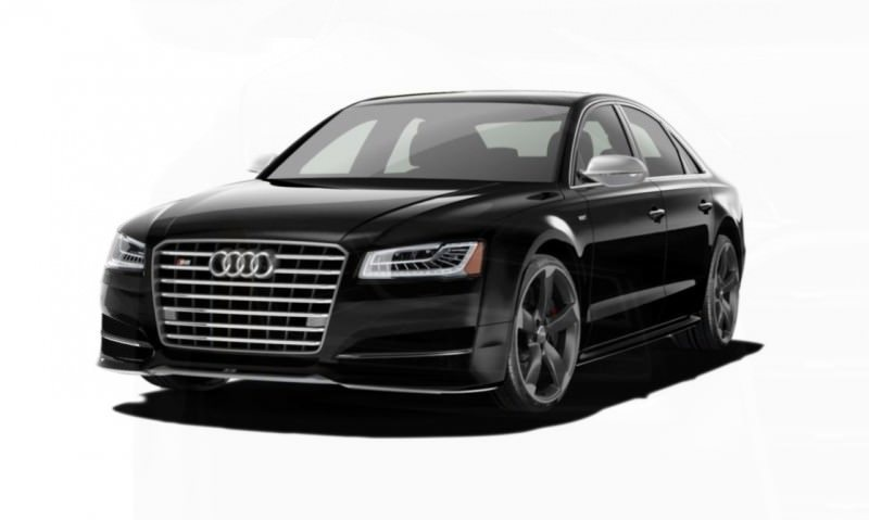 2015 Audi S8 with 520HP and 3.9s to 60MPH Is Quickest and Definitely The Coolest A8  72