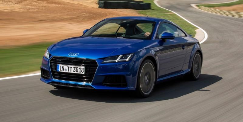 2015 Audi TT 11