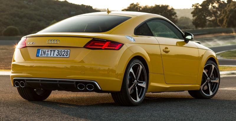 2015 Audi TT 13