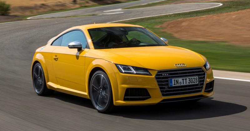 2015 Audi TT 15