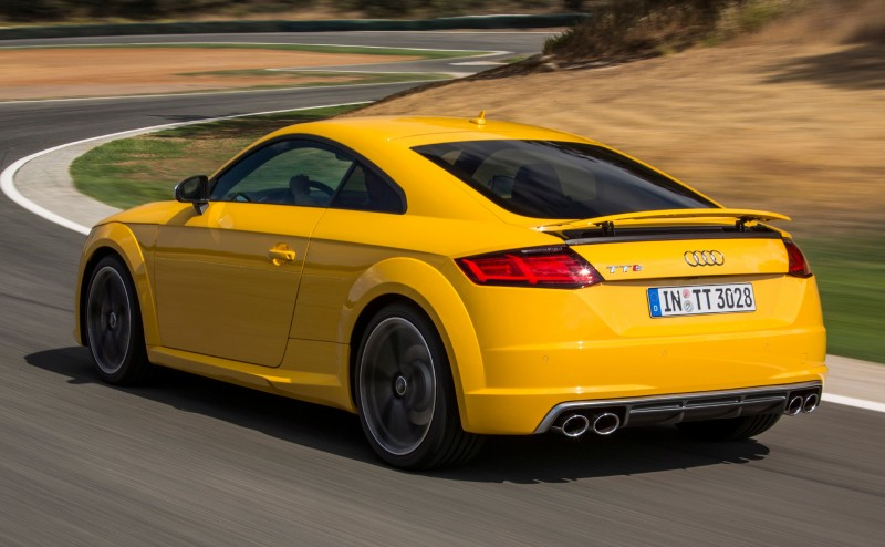 2015 Audi TT 16