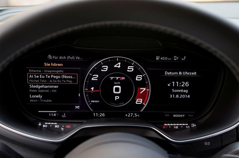 2015 Audi TT 17