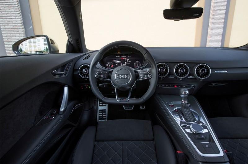 2015 Audi TT 18