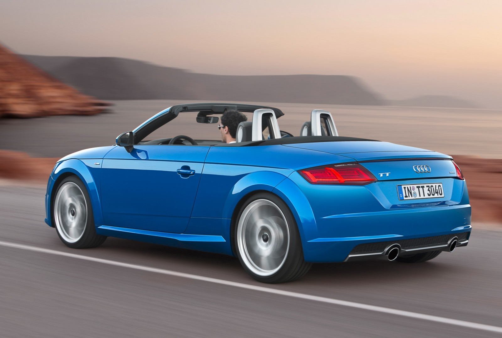 2015 Audi TT and TTS Roadster Revealed Before Paris Show 11