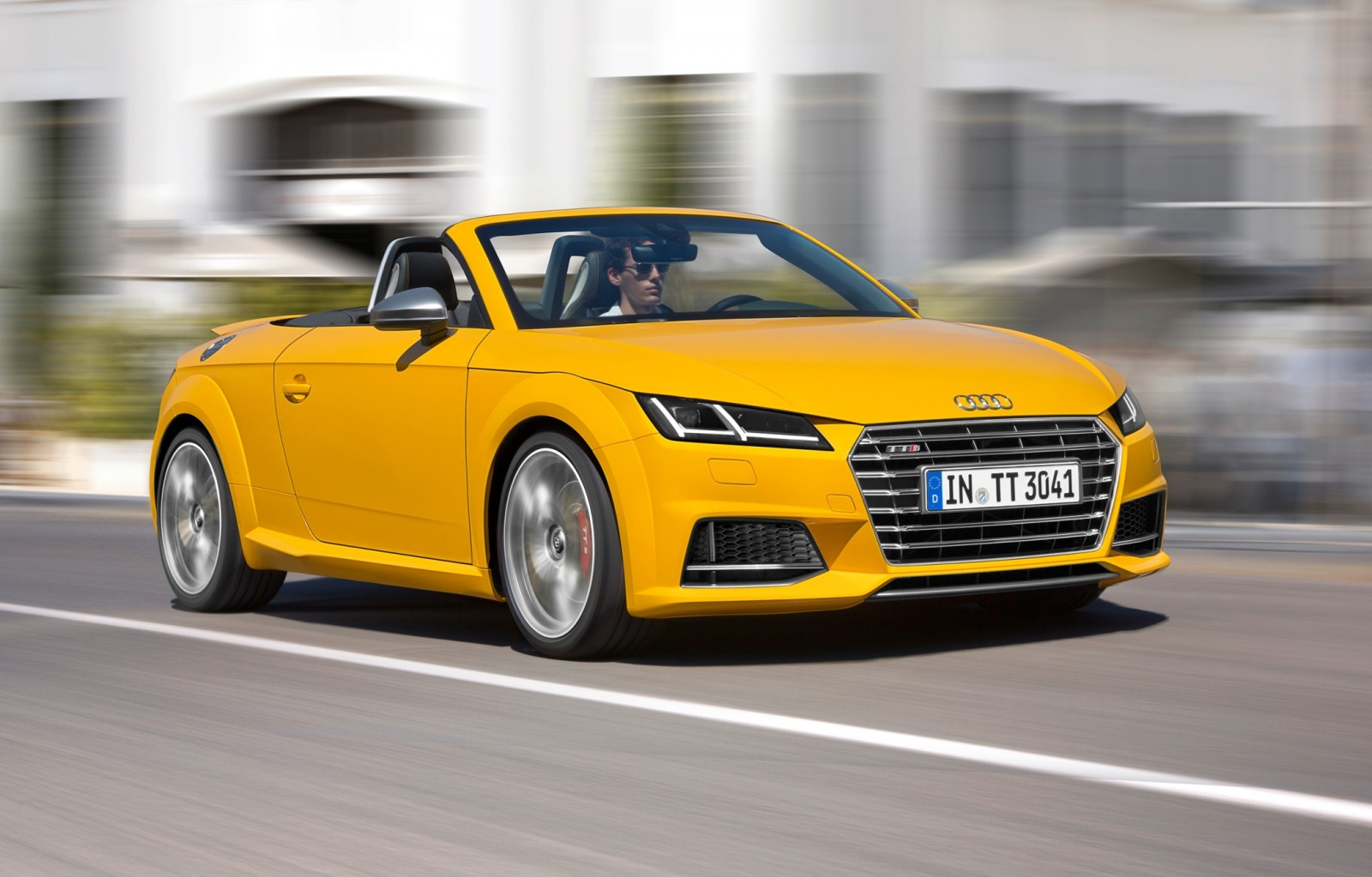2015 Audi TT and TTS Roadster Revealed Before Paris Show 18
