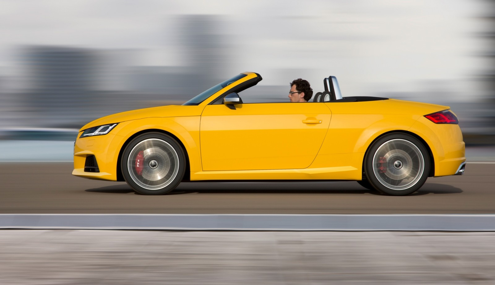 2015 Audi TT and TTS Roadster Revealed Before Paris Show 19