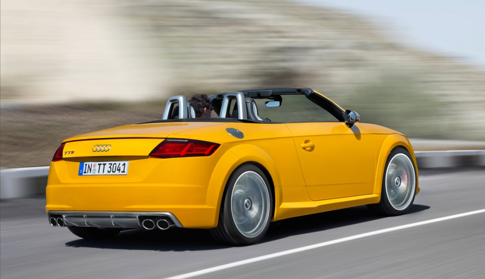 2015 Audi TT and TTS Roadster Revealed Before Paris Show 20