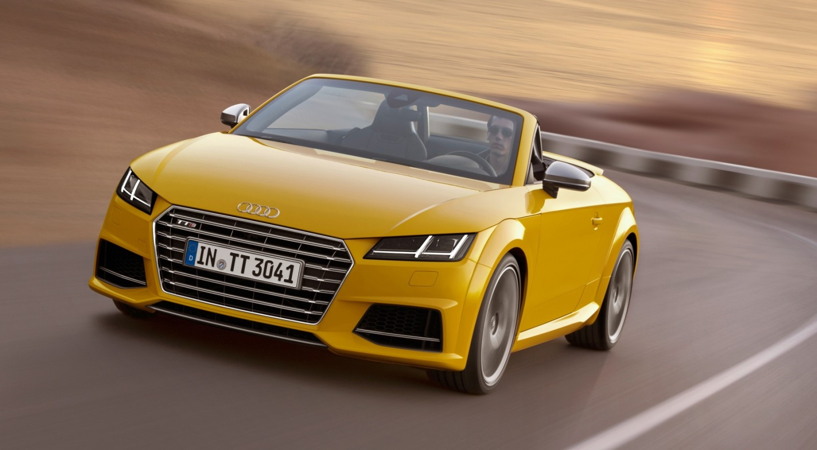 2015 Audi TT and TTS Roadster Revealed Before Paris Show 21