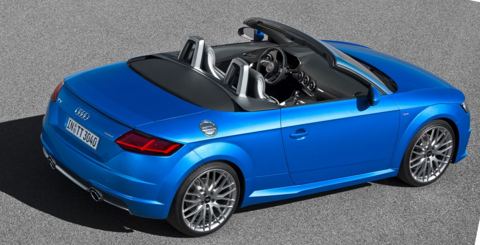 2015 Audi TT and TTS Roadster Revealed Before Paris Show 7