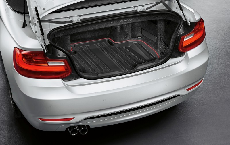 2015 BMW 228i and M235i Convertibles Make Tail-Out, Top-Down World Debut 21