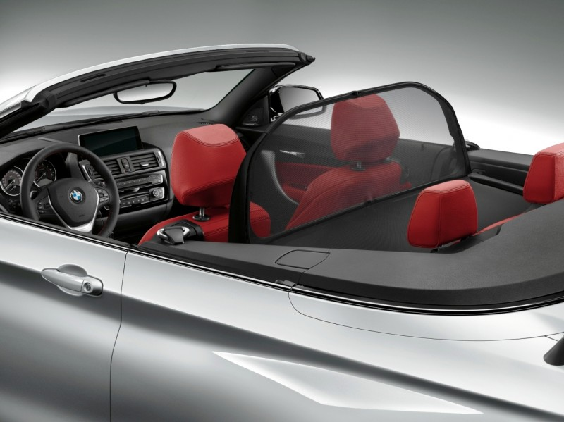 2015 BMW 228i and M235i Convertibles Make Tail-Out, Top-Down World Debut 6
