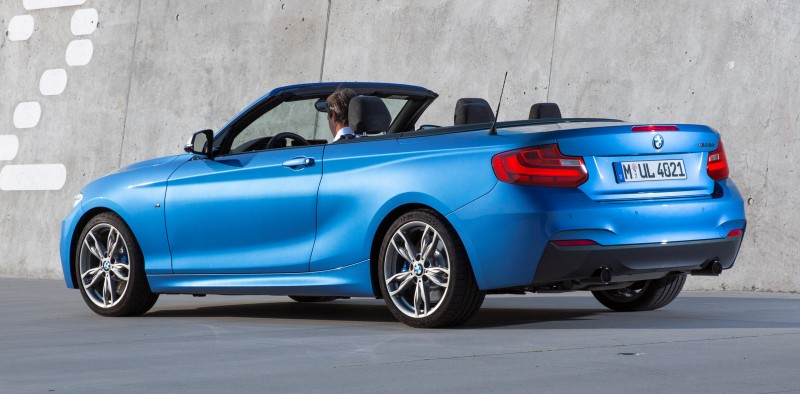 2015 BMW M235i Convertible 1