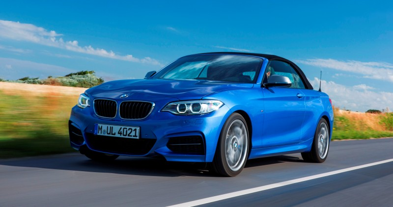 2015 BMW M235i Convertible 11