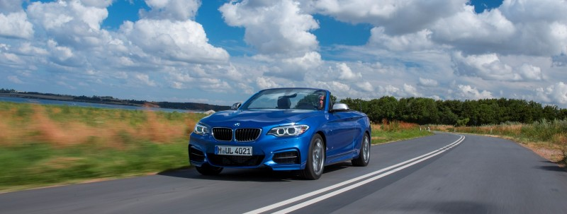 2015 BMW M235i Convertible 13