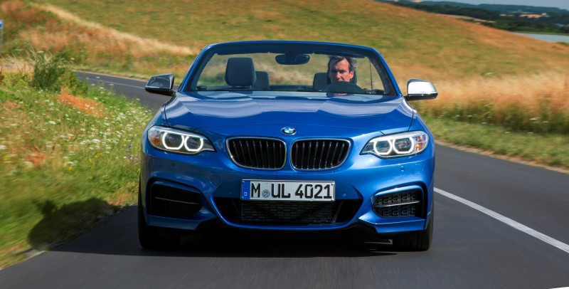 2015 BMW M235i Convertible 14