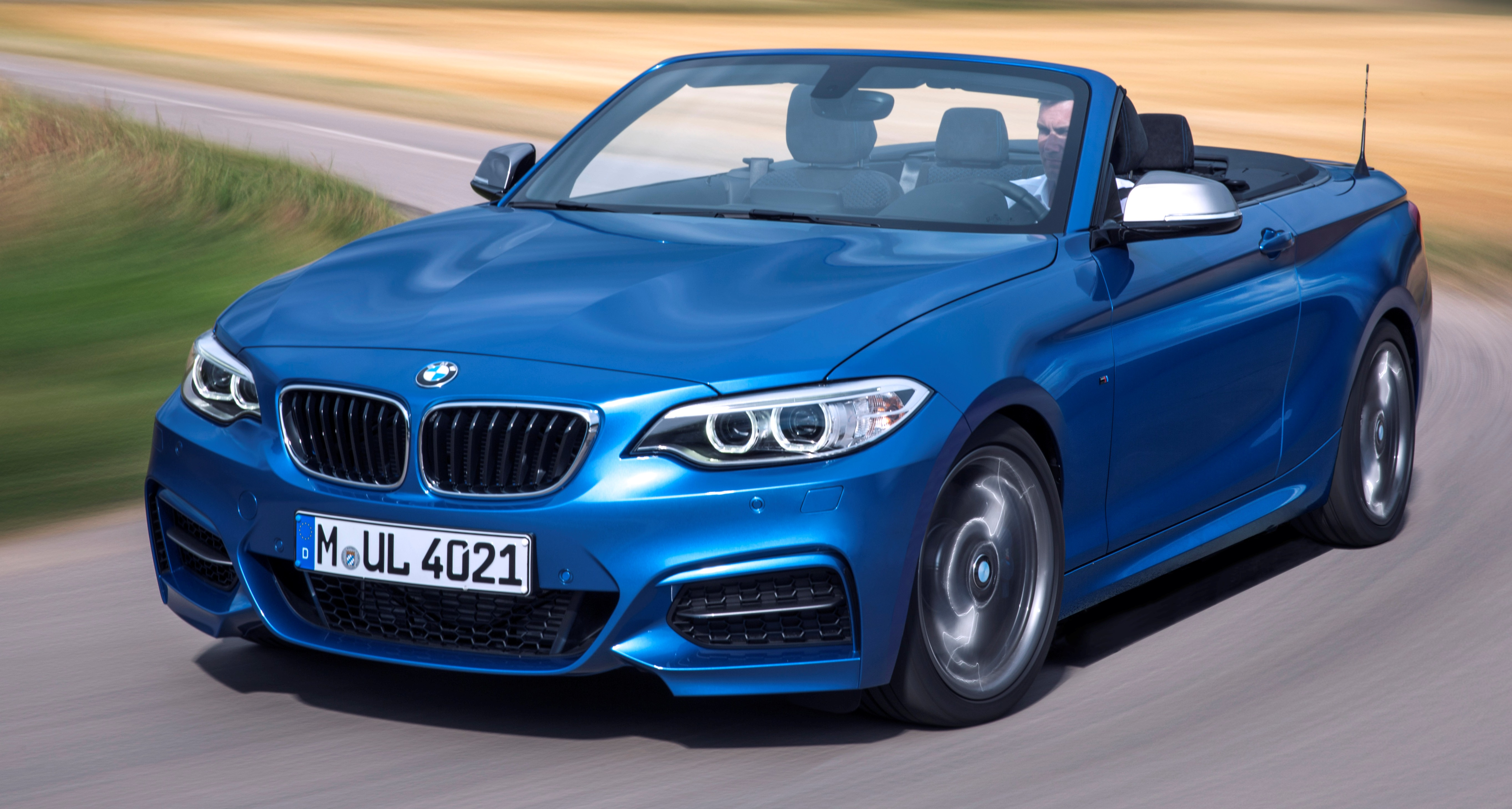 2015 BMW M235i Convertible 15