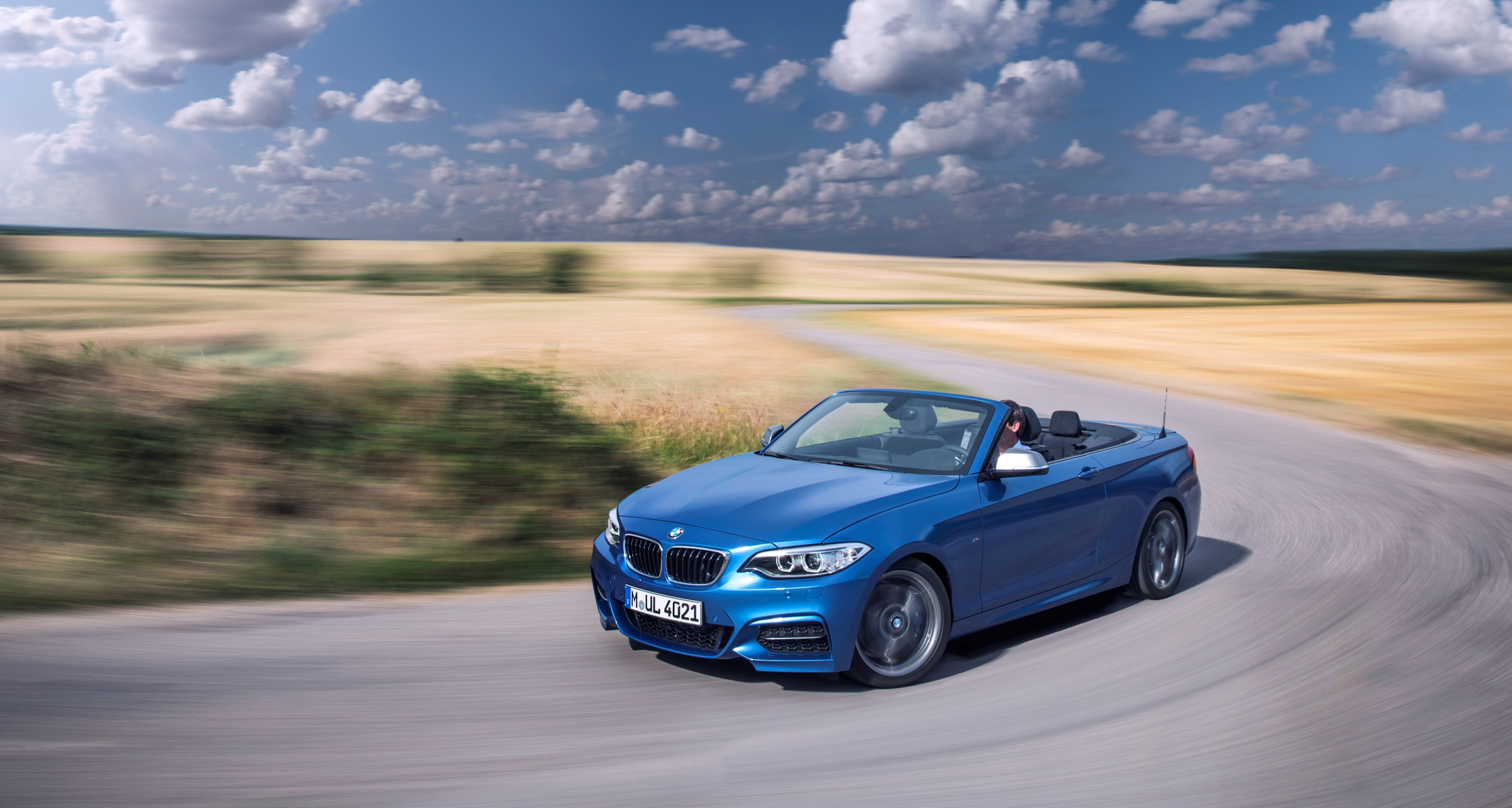 2015 BMW M235i Convertible 16