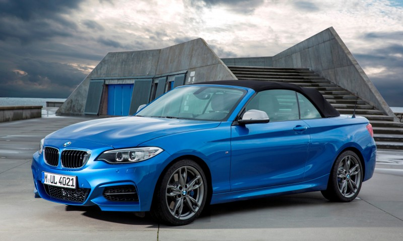 2015 BMW M235i Convertible 17