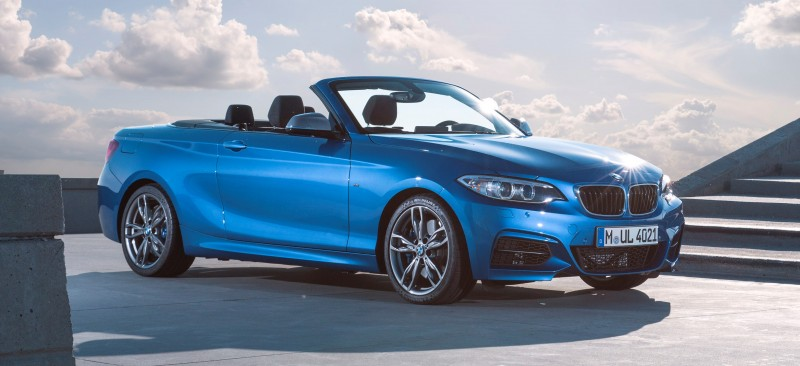 2015 BMW M235i Convertible 2