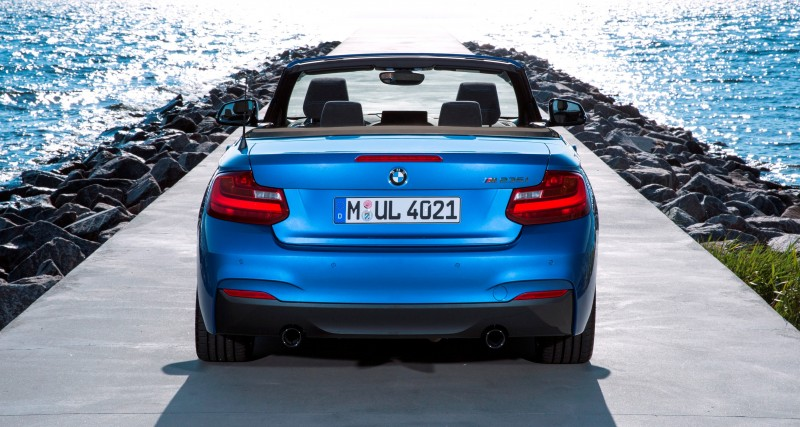 2015 BMW M235i Convertible 3