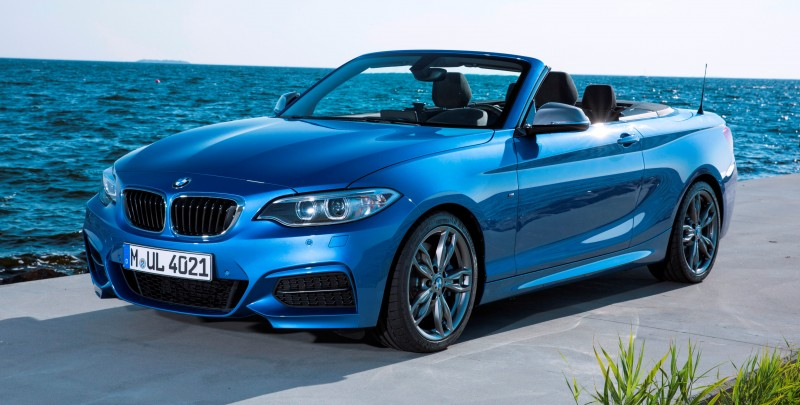 2015 BMW M235i Convertible 4