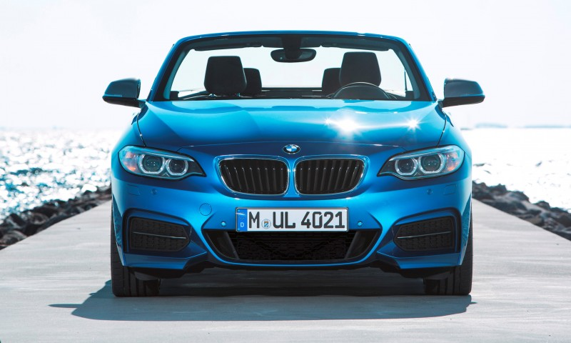 2015 BMW M235i Convertible 5