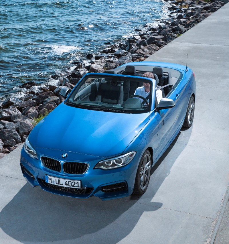 2015 BMW M235i Convertible 6