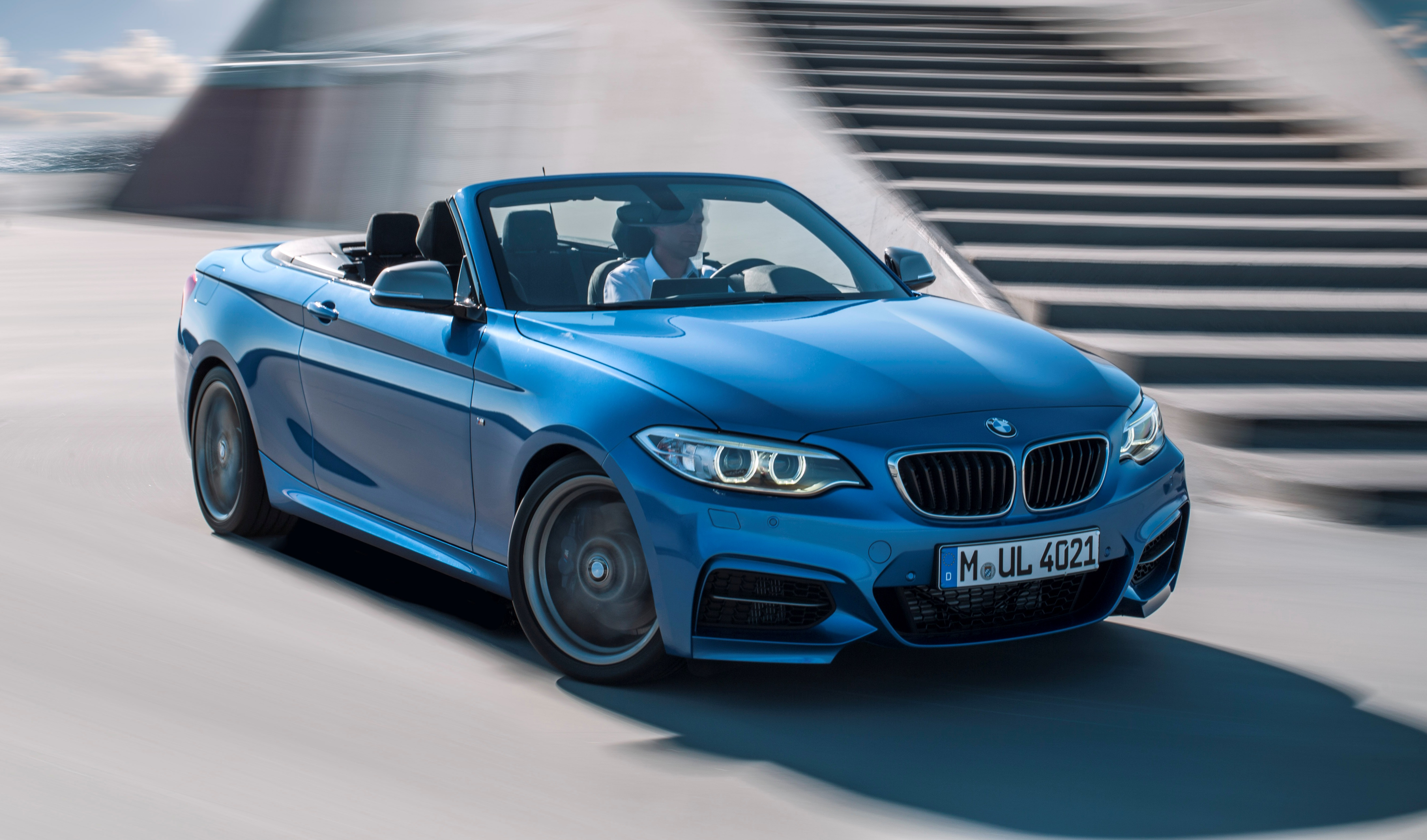 2015 BMW M235i Convertible 7