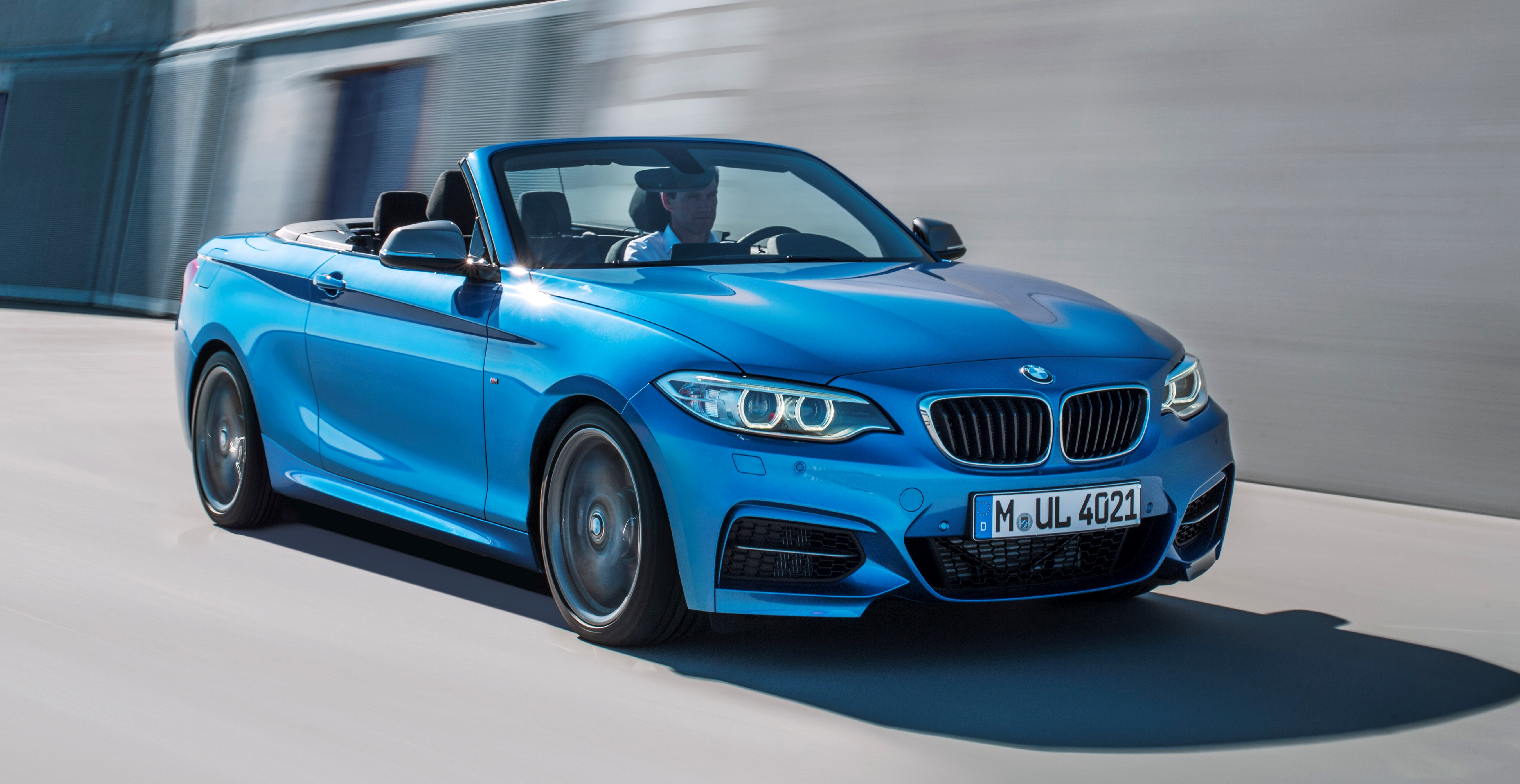 2015 BMW M235i Convertible 8