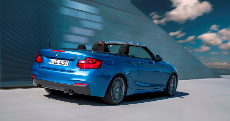 2015 BMW M235i Convertible 9