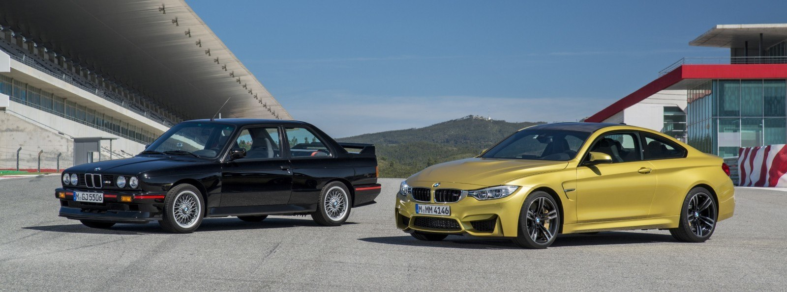 2015 BMW M3 and M4 Meet The Legacy in 52 New Photos With E30 Sport Evolution, E36 M3 Sedan, E46 and E90 18