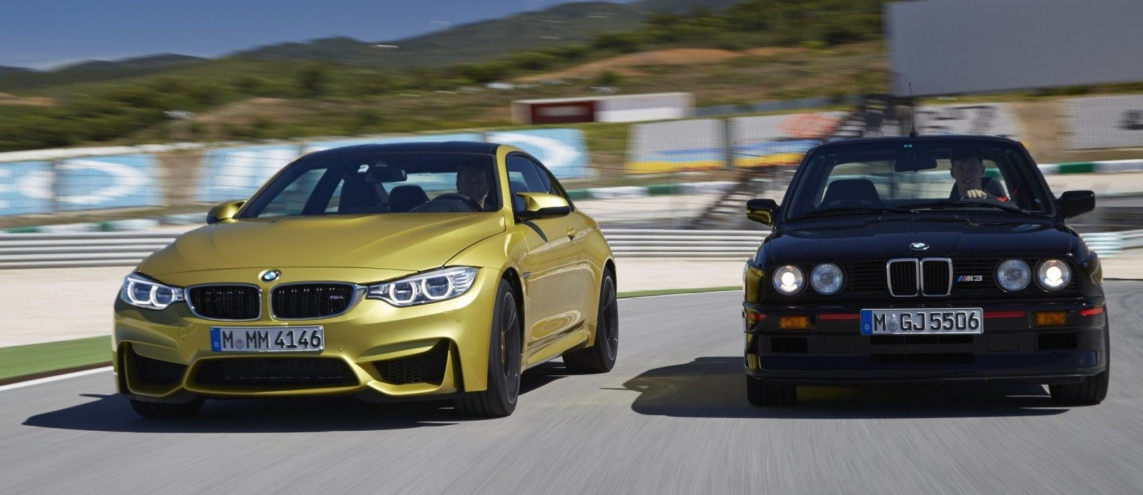 2015 BMW M3 and M4 Meet The Legacy in 52 New Photos With E30 Sport Evolution, E36 M3 Sedan, E46 and E90 20
