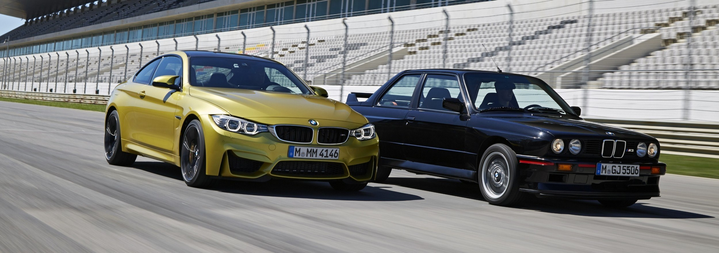 2015 BMW M3 and M4 Meet The Legacy in 52 New s With E30 Sport