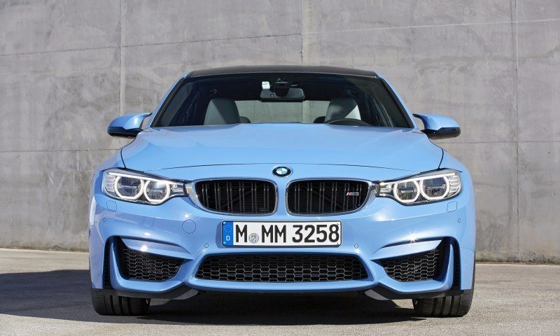 2015 BMW M3 and M4 Meet The Legacy in 52 New Photos With E30 Sport Evolution, E36 M3 Sedan, E46 and E90 44