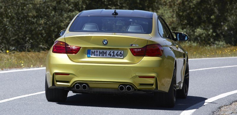 2015 BMW M3 and M4 Meet The Legacy in 52 New Photos With E30 Sport Evolution, E36 M3 Sedan, E46 and E90 47