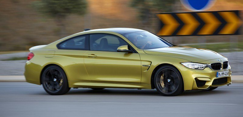 2015 BMW M3 and M4 Meet The Legacy in 52 New Photos With E30 Sport Evolution, E36 M3 Sedan, E46 and E90 48