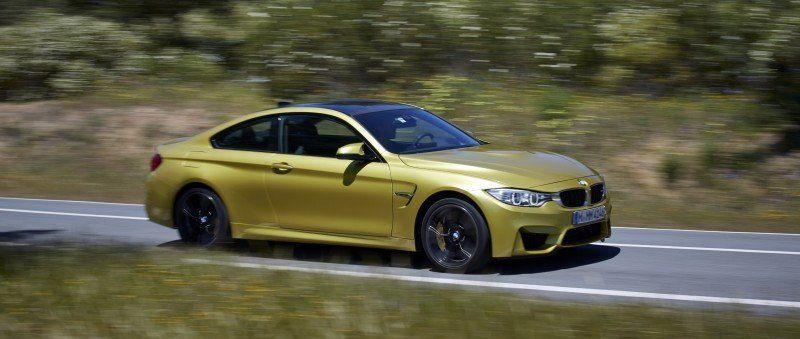 2015 BMW M3 and M4 Meet The Legacy in 52 New Photos With E30 Sport Evolution, E36 M3 Sedan, E46 and E90 50