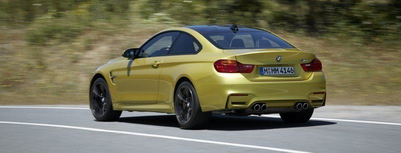 2015 BMW M3 and M4 Meet The Legacy in 52 New Photos With E30 Sport Evolution, E36 M3 Sedan, E46 and E90 51