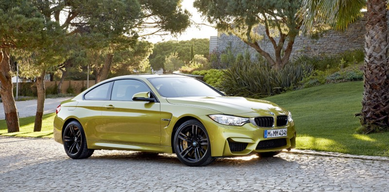 2015 BMW M3 and M4 Meet The Legacy in 52 New Photos With E30 Sport Evolution, E36 M3 Sedan, E46 and E90 52