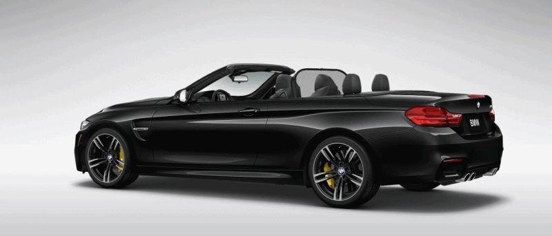 2015 BMW M4 black sapphire metallic gif