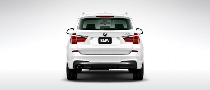 2015 BMW X3 xLine vs M Sport, Pricing + Specs with 100 New ...